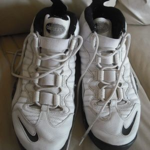 4013037db80f3 Nike Shoes - Nike Retro Air Max Sensation Chris Webber sz 12